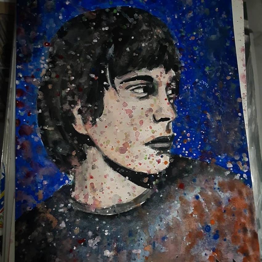 Mick Jagger por Macha